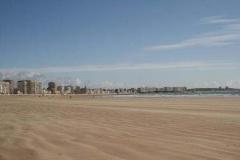 Sands of Les Sables d'Olonne